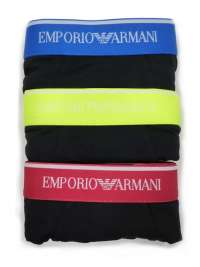 3 Pack Boxers Emporio Armani AAR