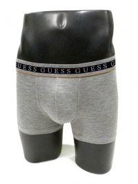 Boxer GUESS con Lyocell en gris jaspeado