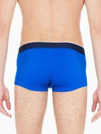 Boxer HOM Soft Briefs en azul eléctrico