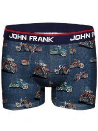 Boxer John Frank Motorcycle