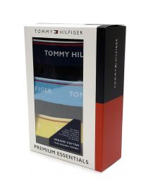 3 Pack Boxers Tommy Hilfiger en negro OXN