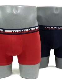 2 Pack Boxers Tommy Hilfiger Ed. Navidad