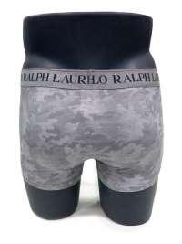 Boxer Polo Ralph Lauren Camuflaje Gris