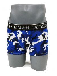 Boxer Polo Ralph Lauren en camuflaje azul