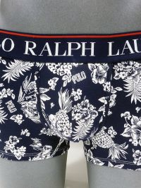 Boxer Polo Ralph Lauren mod. Caribe en azul marino