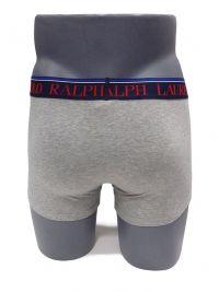 Boxer Polo Ralph Lauren en gris jaspeado