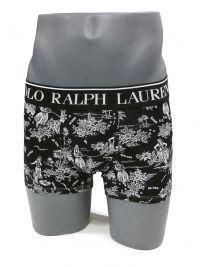 Boxer Polo Ralph Lauren mod. Hawái en negro