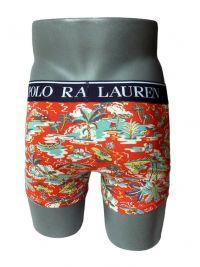 Boxer Polo Ralph Lauren Mahui Print en algodón