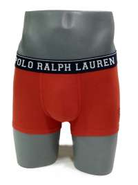Boxer Polo Ralph Lauren en color Rojo