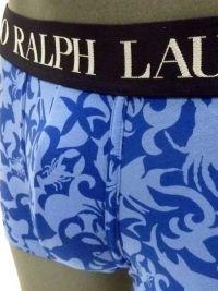 Boxer Polo Ralph Lauren Ocean azul índigo