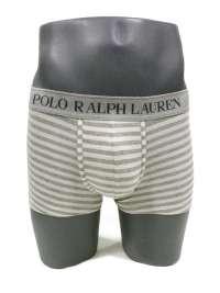 Boxer Polo Ralph Lauren Gris a Rayas
