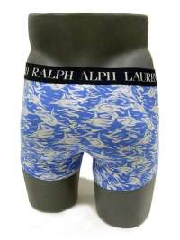Boxer Polo Ralph Lauren Shark Blue
