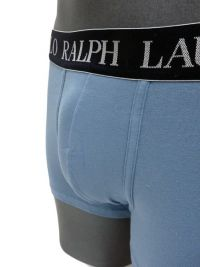 Boxer Polo Ralph Lauren en gris azulado