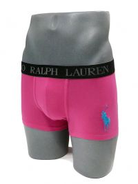 Boxer Polo Ralph Lauren en fucsia