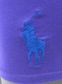Boxer Polo Ralph Lauren en color violeta