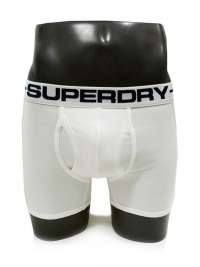 Boxer Superdry Sport Blanco