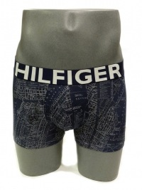 Boxer Tommy Hilfiger Trunk Map