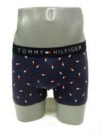 Boxer Tommy Hilfiger Algodón Trunk Mini Flag
