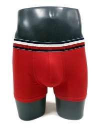 Boxer Tommy Hilfiger Algodón Trunk Rojo