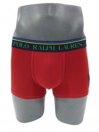 Boxer Polo Ralph Lauren en Rojo