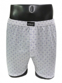 Boxer UNCO punto algodón topitos