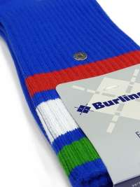 Calcetín Burlington WM Azul
