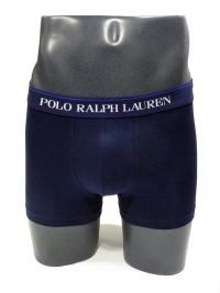 3 Pack Boxers Polo Ralph Lauren Azules