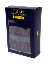 3 Pack Boxers Polo Ralph Lauren GGN
