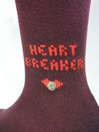 Calcetín Hombre Burlington Fashion Heart Breaker