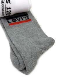 2 Pack Calcetines Levi's Soft Cotton W&G