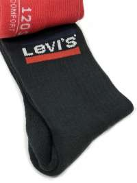 2 Pack Calcetines Levi's Soft Cotton R&B