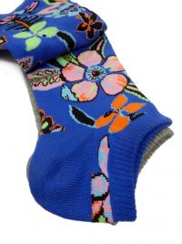 2 Pack de Calcetines Levi´s Tobillero Bajo Primavera Azul