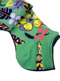 2 Pack de Calcetines Levi´s Tobillero Bajo Primavera Verde