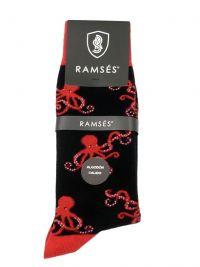 Calcetines Ramsés con pulpos