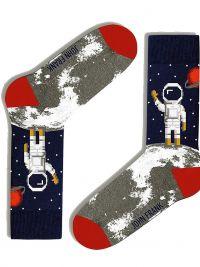 Calcetines John Frank Astronauta