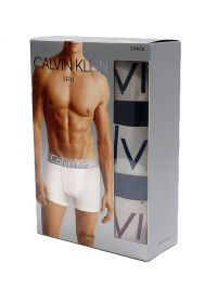 3 Pack Boxers Calvin Klein mod. Steel en algodón AES