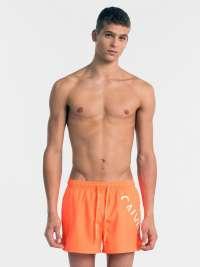 Bañador Calvin Klein Hombre en Naranja