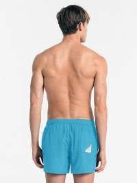 Bañador Calvin Klein Hombre en Azul Celeste