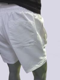 Bañador Hombre Calvin Klein White Logo