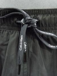 Bañador Calvin Klein Logo en Negro