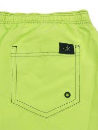 Bañador Hombre Calvin Klein Short Runner Verde