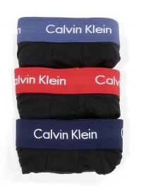 Pack 3 Boxers Calvin Klein en negro
