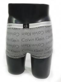Boxer Calvin Klein One Microfibra Stripes