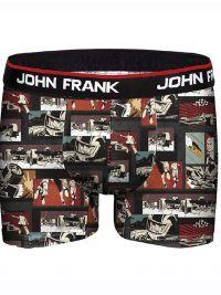 Boxer John Frank mod. Raced