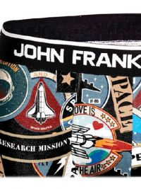 Boxer John Frank mod. Space