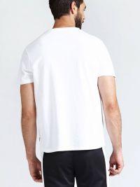 Camiseta GUESS minibolsillo con ballenas