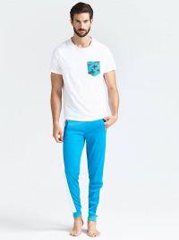 Camiseta GUESS minibolsillo con tortugas