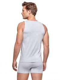 Camiseta de Tirantes Impetus Organic Cotton en Gris