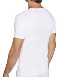 Camiseta Afelpada Ysabel Mora de m. corta y cuello redondo