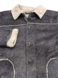 Chaqueta Polar Soy Underwear con borreguito
